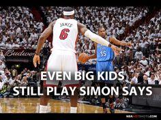 LeBron James Funny Memes | NBAHotShots.com
