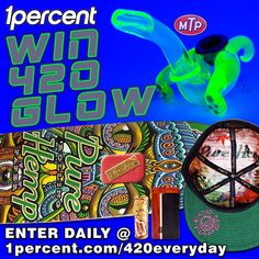 Let's WIN 420 Gear! via @1percent   https://1percent.com/420everyday  Hook it up so we can win this $$$ MTP Glass Sherlock or a PureHemp / Chris Dyer board w/rolling tray built in!