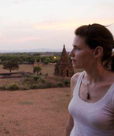 """CHRISTINA (33) VERLOR IHREN UNTERSCHENKEL BEI EINEM UNFALL IN AUSTRALIEN Ich sagte: """"Ich kann auf keinen Fall sterben!"""" Heute lebt sie mit Prothese und will anderen helfen"""