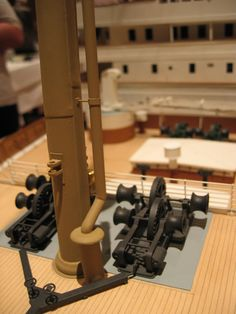 When You Need Ideas About Woodworking Fast, Read This Titanic Model, Rms Titanic, Maquette Titanic, Titanic History, Model Ship Building, Boat Projects, Best Mobile Phone, Submarines, Model Ships
