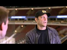 BHTV sat down with actor and Blackhawks fan Vince Vaughn to discuss the series and more.