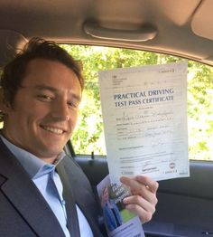Congratulations to David Snelgrove - a happy student from Soho having just passed his driving test with London Driving School. @londondrivingschool #LondonDrivingSchool #DrivingTest