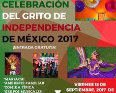 Celebración del Grito de Independencia de México 2017 en Indianápolis