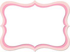 Frame Border Design, Page Borders Design, Logo Online Shop, Regalo Baby Shower, Vintage Borders, Printable Designs, Clipart Images, Vintage Floral, Creations