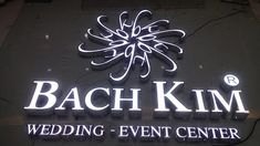 Backlit Signage, Wedding Events, Neon Signs
