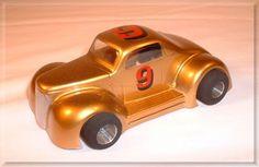 CHA102C Champion - Legend 37 Chevy Coupe (Slot Cars)