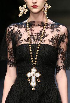 Dolce & Gabbana - F/W 2013