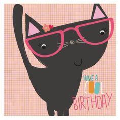 Martina Hogan - Cool Cat Birthday