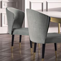 The Designer Italian Quilted Nubuck Occasional Chair is as comfortable in a dining room against any dining table, bedroom or study as it is as a welcome in an entrance hallway A statement of outstanding sophistication and superb comfort A truly s - # Luxury Dining Chair, Modern Dining Chairs, Upholstered Dining Chairs, Luxury Chairs, Dining Chair Set, Desk Chair, Sofa Chair, Chair Cushions, Armchair