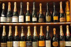 Champagne, bien sûr!
