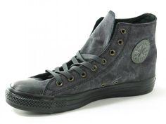 Converse Ct Spec Hi Blk-Blk Mens Footwear Boot