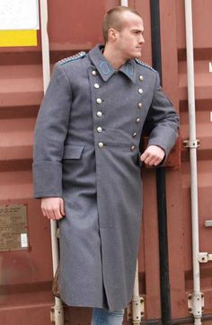 Soviet Airforce Officer's Coat, fu-kit.com, £39.99