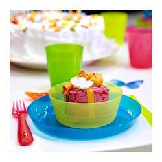 KALAS Bowl, assorted colors - assorted colors - IKEA perfect for Girl Scouts mess kits. Only $24 for everyone!