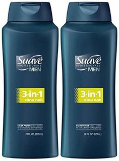 Suave Men 3in1 Shampoo  Conditioner  Body Wash  Citrus Rush  28 oz  2 pk >>> Visit the image link more details. Note:It is affiliate link to Amazon.