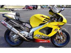 2002 RSV 1000 Mille R