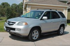 Acura MDX Touring w/RES '04 For Sale in Texas — $13995