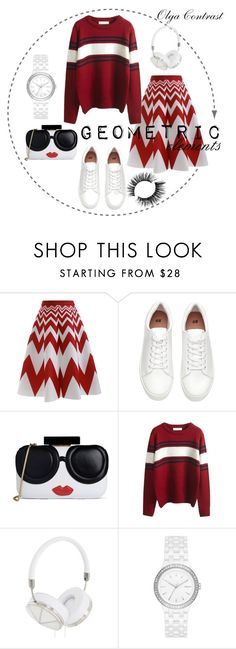 """""""24.08.2016"""" by olgacontrast on Polyvore featuring мода, Alice + Olivia, Frends и DKNY"""