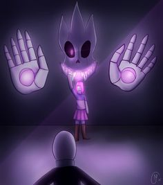 Gaster vs Betty  - Glitchtale