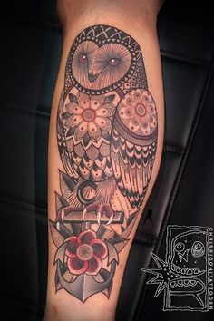 Love this owl ♥