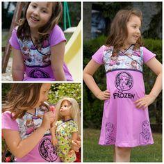 Shirt oder Kleid Mini by #allerlieblichst