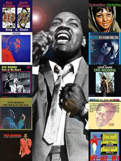 """Otis Ray Redding, Jr. (September 9, 1941 – December 10, 1967) American soul singer-songwriter, record producer, arranger, & talent scout. I was 12 years old when Otis died in 1967 & I can still remember the details. I was crushed because I idolized (and still do) Otis. His songs are too numerous to begin to single out, & each one sets a soul standard to which all others aspire. His album, """"King & Queen"""" with Carla Thomas, is one of the all-time best soul albums, from the first track to the…"""