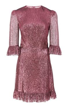 Get inspired and discover The Vampire's Wife trunkshow! Shop the latest The Vampire's Wife collection at Moda Operandi. Pink Mini Dresses, Nice Dresses, Short Dresses, Beautiful Dresses, Fall Fashion Trends, Autumn Fashion, The Vampires Wife, Thanksgiving Outfit, Clothing Hacks
