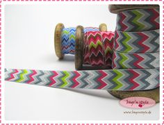 ribbon chevron