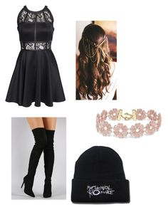 """Untitled #8"" by lilyloading on Polyvore featuring AX Paris, Liliana and BaubleBar"