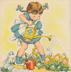 Clearly Vintage: Mother Goose