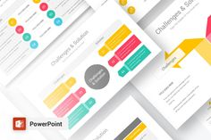 Challenges and Solutions PowerPoint (PPT) Template is a professional Collection shapes design and pre-designed template that you can download and use in your PowerPoint. The template contains 11 slides you can easily change colors, themes, text, and Color Themes, Colors, Risk Management, Shape Design, Keynote Template, Mood Boards, Color Change, Infographic