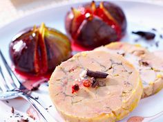Avec les lectrices reporter de Femme Actuelle, découvrez les recettes de cuisine des internautes : Foie gras au cacao, figues rôties au miel et vinaigre balsamique
