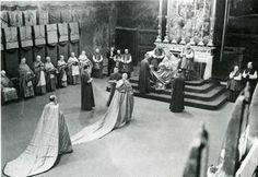 Juramento de fidelidade prestado pelos Cardeais ao novo Romano Pontífice.