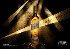 Johnnie Walker Gold - Dan Tobin Smith