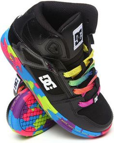 Love this Rebound SE Sneaker (1-7) by DC Shoes on DrJays. Take a look and get 20% off your next order!