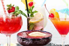 The secret ingredient that makes cocktails even more refreshing? Lemonade.