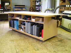 wood shop...this is what I want just so I can do the things here on pinterest