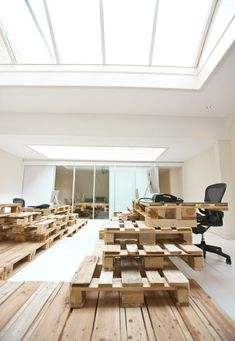 Brandbase Pallet Office - Holland