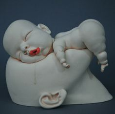 Johnson Tsang-amazing sculptor! xx