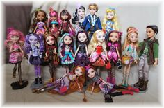 2015+ever+after+high+dolls | All Ever After High dolls since today
