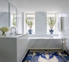 70+ Beautiful Bathrooms That Range From Posh to Old-World