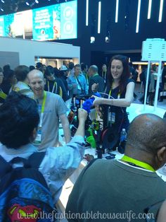 Mind = BLOWN by all the 3D printers at #CES2015 #IntelTablets #Intel  This is a prosthetic arm!