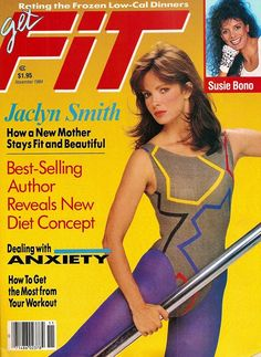 Jaclyn Smith from our website Charlie's Angels 76-81 - http://ift.tt/2fBLI6V