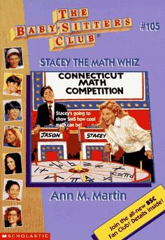 Stacey the Math Whiz (Baby-Sitters Club (Quality)) by Ann Matthews Martin