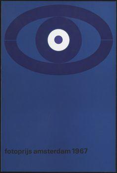 Wim Crouwel – Fotoprijs Amsterdam – 1967 #Crouwel