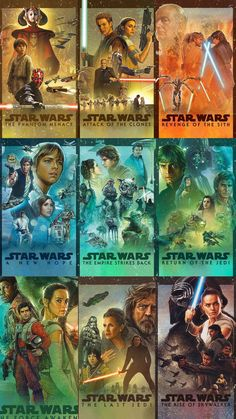 Star Wars The Clone Wars 2019 Comic Series Season 7 Poster Art Decor Z-81