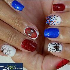 Spiderman+by+home_of_deva+-+Nail+Art+Gallery+nailartgallery.nailsmag.com+by+Nails+Magazine+www.nailsmag.com+%23nailart