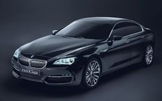 BMW's version of the 4-door coupe! Pretty nice!