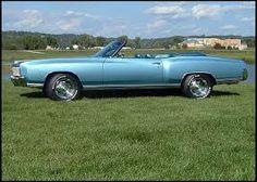 1970 Monte Carlo Convertible