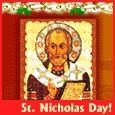 Home : Events : St. Nicholas Day [Dec 6] - St. Nicholas Day Blessings!
