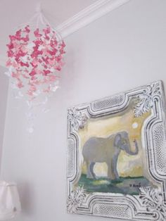 An Elephant Parade In Your Nursery | LOVE These Elephant Inspired Nurseries  From #ProjectNursery